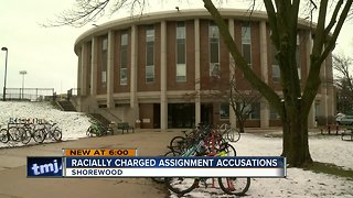 Teacher accused of forcing students to reenact slavery games