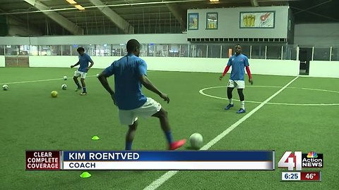 Kansas City Comets prepare for playoff game against Milwaukee Wave