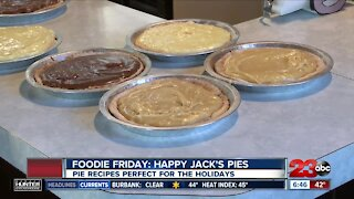Foodie Friday: Happy Jack's makes their most popular pies