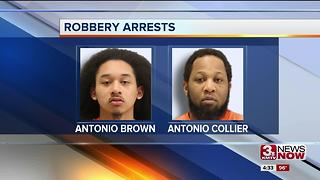 Three men arrested for possibly 17 burglaries - Video