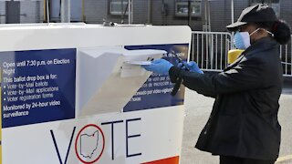 Judges Decide On Key Voting Cases In 2 Swing States