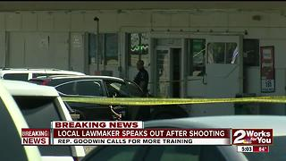 Shooting victim suffered from mental illness - Video