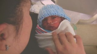 Avon Lake couple launches organization to help parents who have premature babies - Video