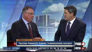 Talking finances with family during Thanksgiving - Video