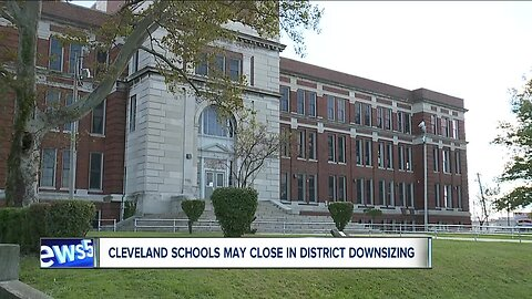 CMSD considering closing schools due to low student enrollment, dwindling population