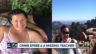 Man questioned in teachers disappearance charged with assaulting ASU student - Video