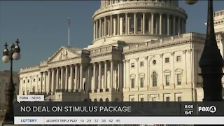 No deal on stimulus package