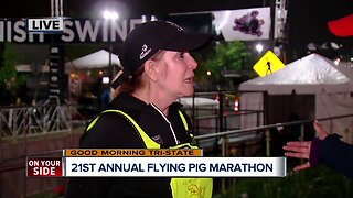 Largest Flying Pig In History