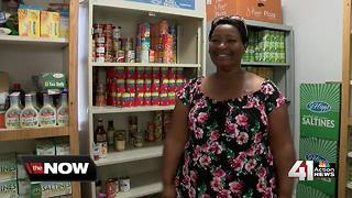 Food pantry opens to combat food desert in south Kansas City