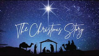 The Christmas Story - Bible Scriptures of the birth of Jesus Christ the Messiah
