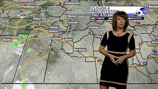 Mostly cloudy but relatively comfy across SW Idaho on Thursday - Video