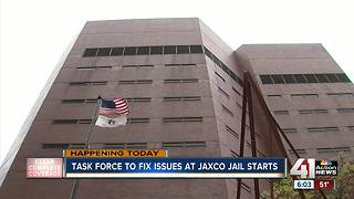 New task force to look into problems at Jackson County Jail - Video