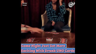 Game Night Just Got More Exciting With Drunk UNO Cards