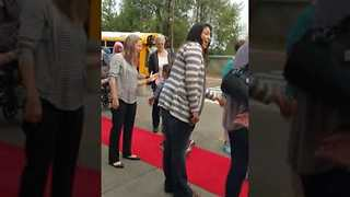 Teachers Make a Song and Dance About First Day Back at School - Video