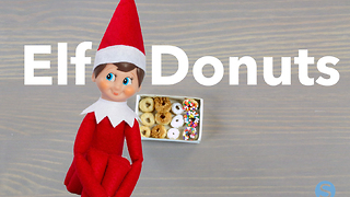 How To: Make Elf Doughnuts For Elf On The Shelf - Video