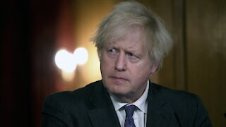Prime Minister Boris Johnson Pushes For Trade Deal In First Biden Call
