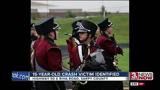 15-year-old killed in Highway 50 crash identified
