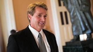 Republican Sen. Jeff Flake Openly Criticized Trump In A Senate Speech - Video