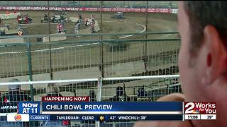 Chili Bowl 2018 Preview - Video