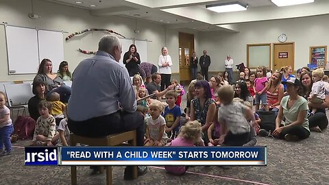 Read With a Child Week