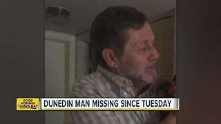 Deputies search for missing endangered elderly man in Dunedin - Video