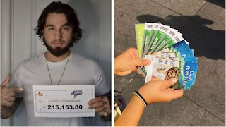 Ontario Man Won The Lottery & Immediately Paid The Bills Of Other Customers At The Store