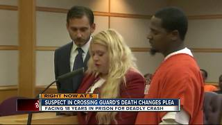 Man pleads guilty to killing beloved school crossing guard - Video