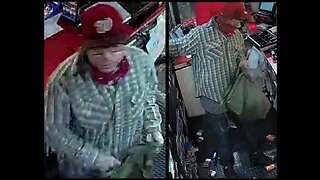 Police searching for Circle K robber