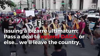 Dreamers Threaten to Leave Over DACA - Video
