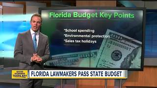 10 Things to know about Florida's new budget