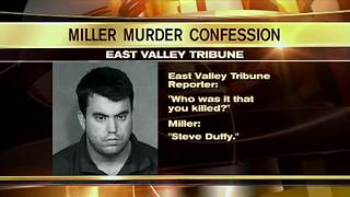 Family reacts to confession of William Miller - Video