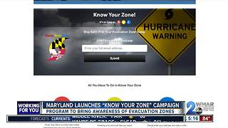 Hurricane prep campaign launched in MD - Video