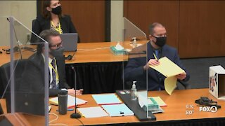 Jury selection continues in Chauvin case