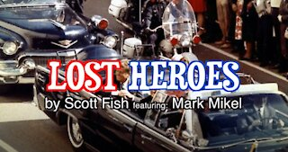 Lost Heroes by Scott Fish (lyric video) featuring Mark Mikel