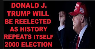 Ep.205 | WHY DONALD TRUMP WILL BE REELECTED AS HISTORY REPEATS ITSELF 2000 ELECTION GORE V. BUSH