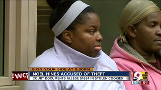 Police arrest alleged Girl Scout cookie thief