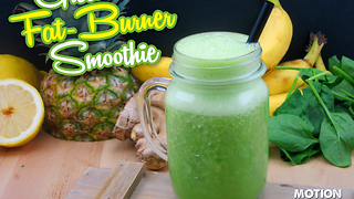 Delicious fat burner smoothie recipe - Video