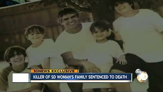 Killer of SD woman's family sentenced to death - Video