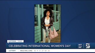 Local women-owned company celebrating International Women's Day