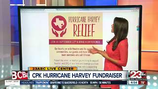 California Pizza Kitchen Harvey Fundraiser