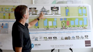 NEAR to break ground soon on Indianapolis' first teachers village - Video