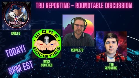 TRU REPORTING ROUND TABLE DISCUSSION!