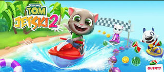 Talking Tom Jetski 2. Play with Tom and his friends.