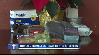 Meridian woman collecting donations for homeless this holiday season