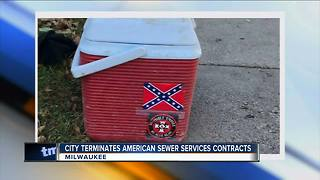 City terminates contracts with American Sewer Services - Video