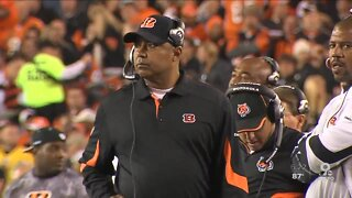 Marvin Lewis on coaching in the NFL: 'It's a decision bigger than myself'