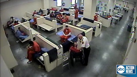 Pinellas County detention deputy fired for using excessive force on inmate in wheelchair