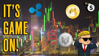 Wall Street Bets, GME, Ripple, #SilverSqueeze and Mask Insanity
