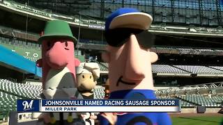 Klement's claps back at Brewers for sausage snub - Video