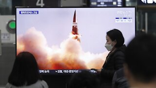 North Korea Says It Fired New 'Tactical Guided' Missiles